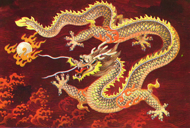Korean Dragons Mythology: [GUEST BLOGGER] Christina Farley On Mythological Creatures